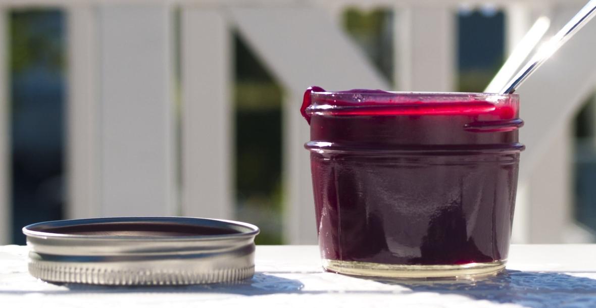 Marmeladedamen - Alt på glass!